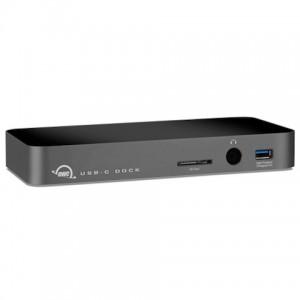 OWC USB-C Dock, Space Grau