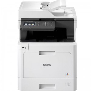 BROTHER DCP-L8410CDW MFP color laser 31ppm print copy scan 250Blatt Papierkassette