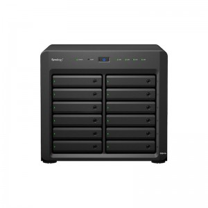 SYNOLOGY DiskStation DS2419+ NAS Server 12-Bay