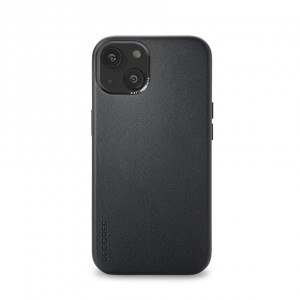Decoded Leather Backcover iPhone 13 mini Black
