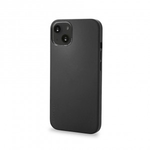 Decoded Silicone Backcover iPhone 13 Charcoal