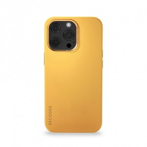 Decoded Silicone Backcover iPhone 13 Pro  Tuscan Sun