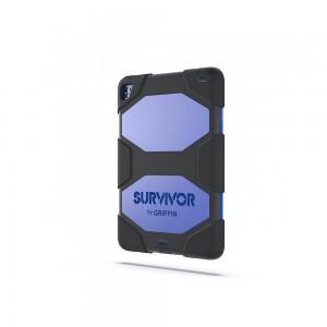 Griffin Survivor für iPad Air2/iPad Pro 9.7 (schwarz/blau)