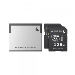 Angelbird CFast 2.0 Canon Pack für Canon C200 (1xCF256, 2x SD128)