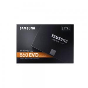 "Samsung SSD 860 EVO 6,4cm(2,5"") 2TB SATA 6Gb/s"
