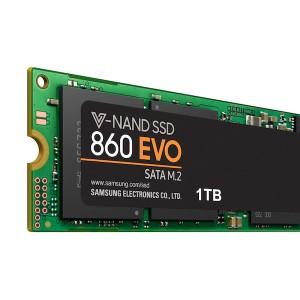 SAMSUNG 500GB M.2 SATA-3 SSD, 860 EVO-Serie