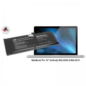 """NuPower 78 Wh Batterie MacBook Pro 15"""" (hergestellt 2011-201"""