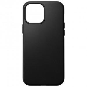 Nomad Modern Case Black Leather MagSafe iPhone 13 Pro Max