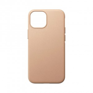 Nomad Modern Case Natural Leather MagSafe iPhone 13 Mini