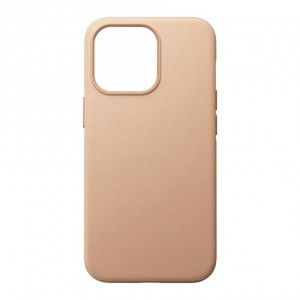 Nomad Modern Case Natural Leather MagSafe iPhone 13 Pro