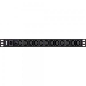 ATEN PE0112G Stromverteilung 1HE 10A 12-Port IEC-C13 Basis-PDU