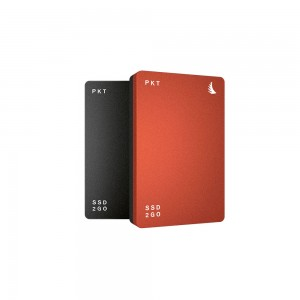 Angelbird SSD2go PKT 2TB Red USB3.1