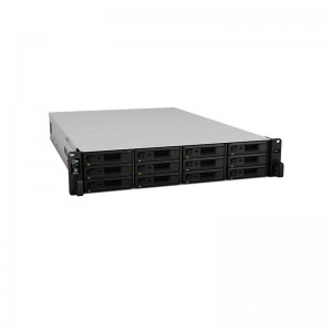SYNOLOGY NAS-Server RS2418+ Rack Station 12-Bay