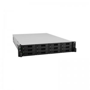 SYNOLOGY NAS-Server RS2418RP+ Rack Station 12-Bay (2x500W po