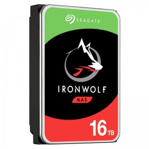 """SEAGATE IronWolf NAS 16TB 3.5"""" HDD 7200rpm"""