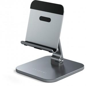 Satechi Aluminum Desktop Stand for iPad Pro space gray