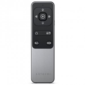 Satechi R2 Bluetooth Multimedia Remote Control space gray