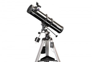 "Explorer-130M 5.1"" f/900 Motorised Newtonian Reflector Telescope"