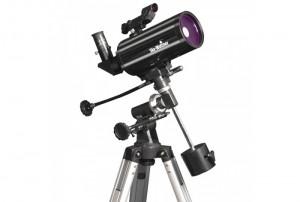 """Skywatcher 90mm (3.5"""") F/1250 Maksutov Cassegrain Teleskop mit Äquatorialer EQ1 Montierung"""