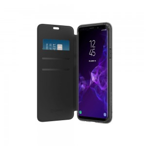Griffin  Survivor Clear Wallet for SAMSUNG S9 Plus in Clear