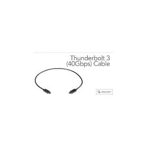 SONNET Thunderbolt 3 Kabel, 0.5m, schwarz