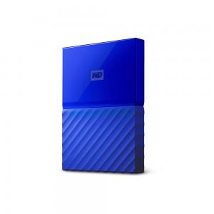 "WD 6,4cm(2,5"") 2TB My Passport USB3.0 blau"
