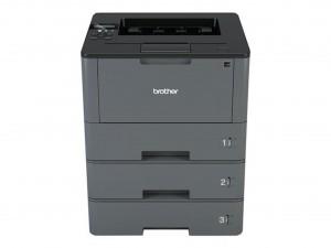 BROTHER HL-L5100DNTT A4 monochrom USB Laserdrucker 40ppm 3x 250 Blatt + 50 Blatt MF Papierzufuhr Duplex