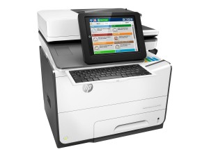 HP PageWide Enterprise ColorFlow MFP586z A4 color USB print copy scan fax Inkjet 75ppm