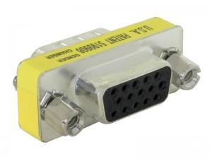 Delock Adapter Gender Changer VGA Buchse-Buchse