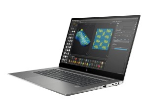 HP ZBook Studio G7 Intel i7-10850H 39,6cm 15,6Zoll FHD AG 16GB 512GB/SSD NVIDIA Quadro T1000 4GB Wi-Fi 6 BT FPR W10P 3J Gar. (DE)