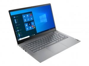 LENOVO ThinkBook 14 G2 i5-1135G7 35,6cm 14Zoll FHD 8GB 256GB SSD W10P64 Intel Graphics 1Y Grey Topseler
