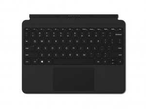 Microsoft Surface Go Type Cover (Schwarz)