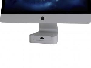 "Rain Design mBase für iMac (27"") Space Gray"