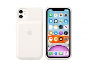 Apple Smart Battery Case iPhone 11 (weiß)