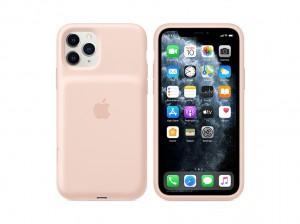 Apple Smart Battery Case iPhone 11 Pro (sandrosa)