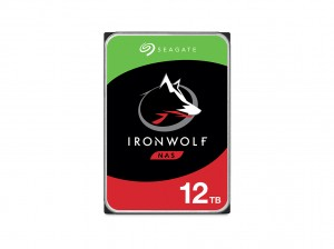 """SEAGATE IronWolf NAS 12TB 3.5"""" HDD 7200rpm"""