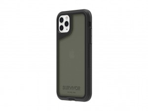 Griffin Survivor Extreme for iPhone 11 Pro Max - Black/Gray/Smoke
