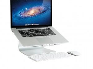 Rain Design mStand 360 für MacBook/MacBook Pro (Silber)