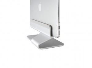 Rain Design mTower Vertical Laptop Stand (grau)