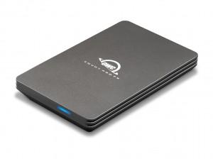 OWC 480GB OWC Envoy Pro FX Thunderbolt 3 + USB-C Portable NVMe SSD, up to 2800MB/s