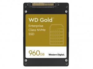 """WD Gold Enterprise SSD 6,4cm (2,5"""") 960GB NVMe U.2"""