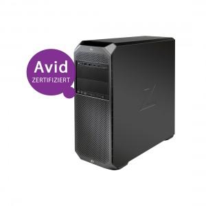 HP Z6 G4 2x Xeon 4114 2.2 10C /12x8GB / 512Turb / P4000 / Win10PROWKST+