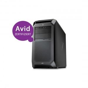 HP Z8 G4 2x Xeon 4114 2.2 10C / 8x8GB / 512Turb / P4000 / Win10PROWKST+