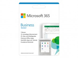 Microsoft 365 Business Standard dt. PKC *