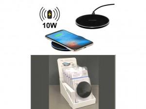 Dinic Wireless Qi-Charger 10W, schwarz