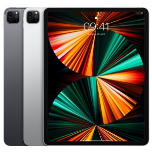 Apple iPad Pro 12.9 Wi-Fi 128GB spacegrau (5.Gen.)