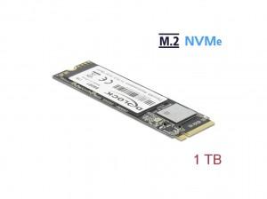 Delock SSD M.2 NVMe Key M 2280 - 1TB PCIe