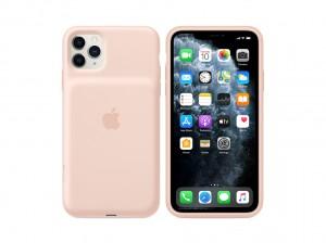 Apple Smart Battery Case iPhone 11 Pro Max (sandrosa)
