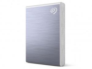 Seagate 500GB One Touch SSD USB-C blau