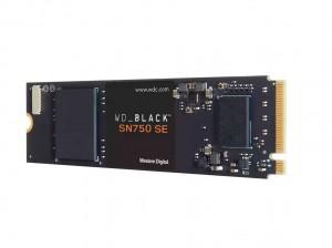 WD Black SN750 SE SSD M.2 500GB NVMe PCIe